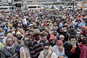 Lapar Atau Covid? Pilihan Dilematis Rakyat Nigeria