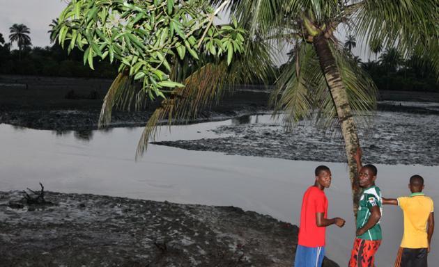 Minyak dan Air Bersih, Dua Harta Nigeria Yang Kini Dalam Sengketa