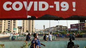 Nigeria Peringkat COVID-19 Tertinggi Di Afrika Barat