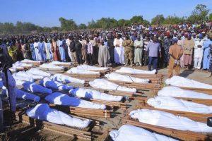 Aksi Pembantaian Militan Boko Haram Kepada Puluhan Petani Dan Nelayan